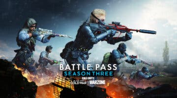 Imagen de Todas las recompensas del pase de batalla de Warzone y Black Ops Cold War de la temporada 3