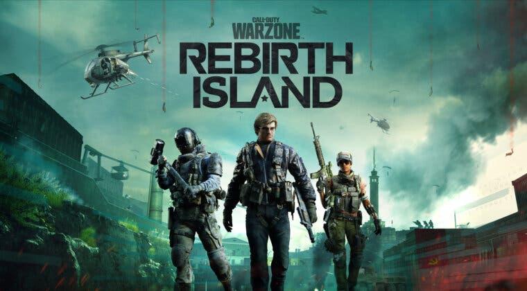 Imagen de Cómo jugar en el mapa de Rebirth Island en COD: Warzone