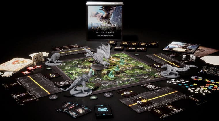Imagen de Monster Hunter World: The Board Game ha recaudado ya más de dos millones de euros