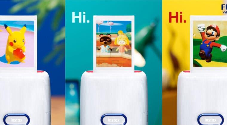 Imagen de Así es la app que te permitirá imprimir tus capturas de Nintendo Switch como una Polaroid