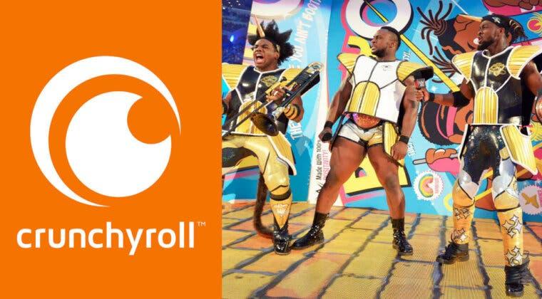 Imagen de La WWE anuncia un anime junto a Crunchyroll