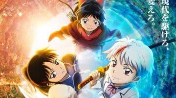 Imagen de La segunda temporada de Hanyo no Yashahime concreta su estreno