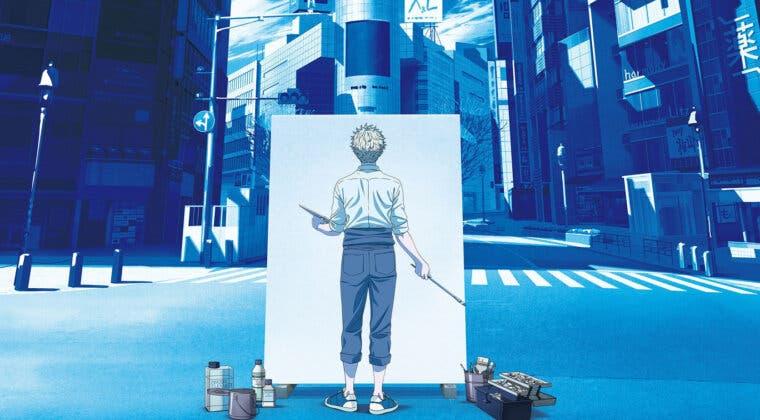 Imagen de El anime de Blue Period muestra primer tráiler y concreta su estreno