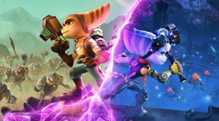 """Imagen de Insomniac dice que Ratchet & Clank: Una Dimensión Aparte es """"el juego que mejor se ve de todos los tiempos"""""""