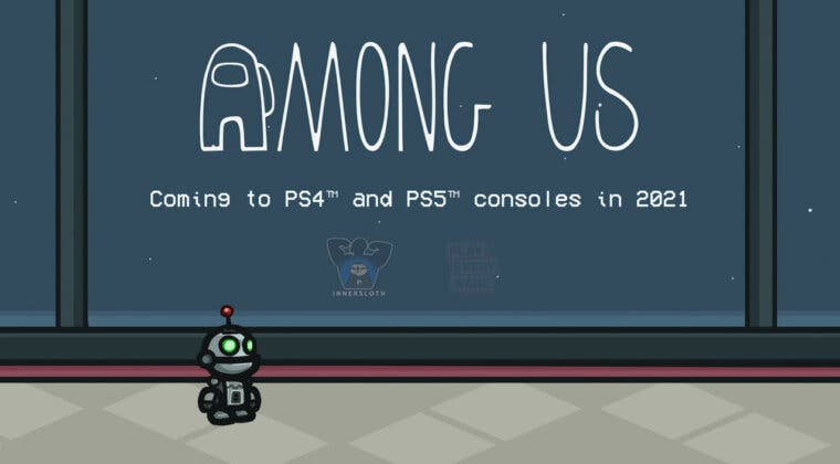 Imagen de Among Us llegará este mismo año a PlayStation 4 y PlayStation 5