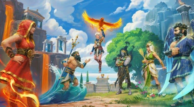 Imagen de Jugamos a 'Dioses Perdidos', el tercer DLC de Immortals Fenyx Rising y os contamos todas sus claves