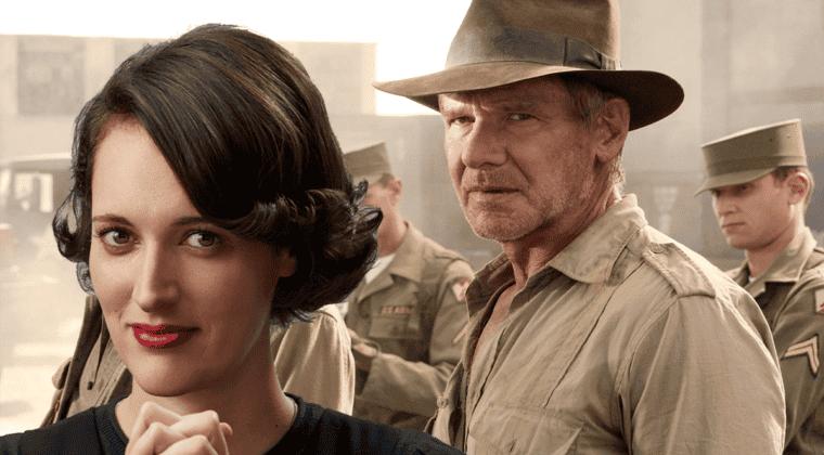 Imagen de Indiana Jones 5: Phoebe Waller-Bridge protagonizará la película junto a Harrison Ford