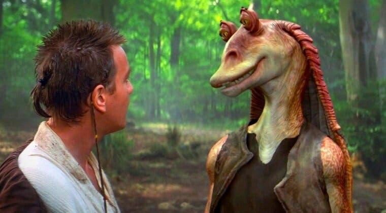 Imagen de Obi-Wan Kenobi: Ahmed Best confirma que Jar Jar Binks no aparecerá en la serie