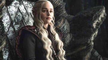 Imagen de Daenerys Targaryen habla por primera vez sobre las precuelas de Juego de Tronos