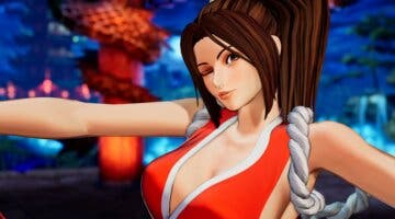 Imagen de Un nuevo tráiler de The King of Fighters XV muestra a Mai Shiranui