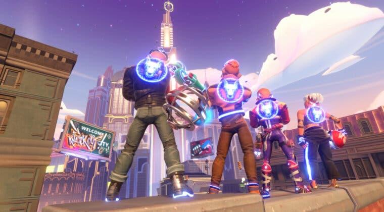 Imagen de Knockout City superó el millón de descargas durante su última beta abierta