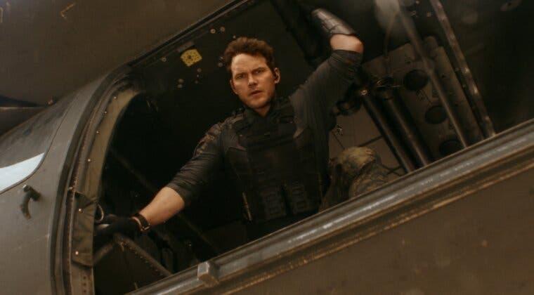 Imagen de La Guerra del Mañana: Amazon lanza el primer y espectacular tráiler de la nueva película de Chris Pratt
