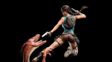 Imagen de Weta Workshop presenta una impresionante figura de Lara Croft de 1.500 dólares