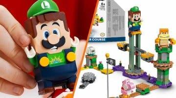 Imagen de Lego Luigi es real; Amazon filtra un set protagonizado por el hermano del fontanero