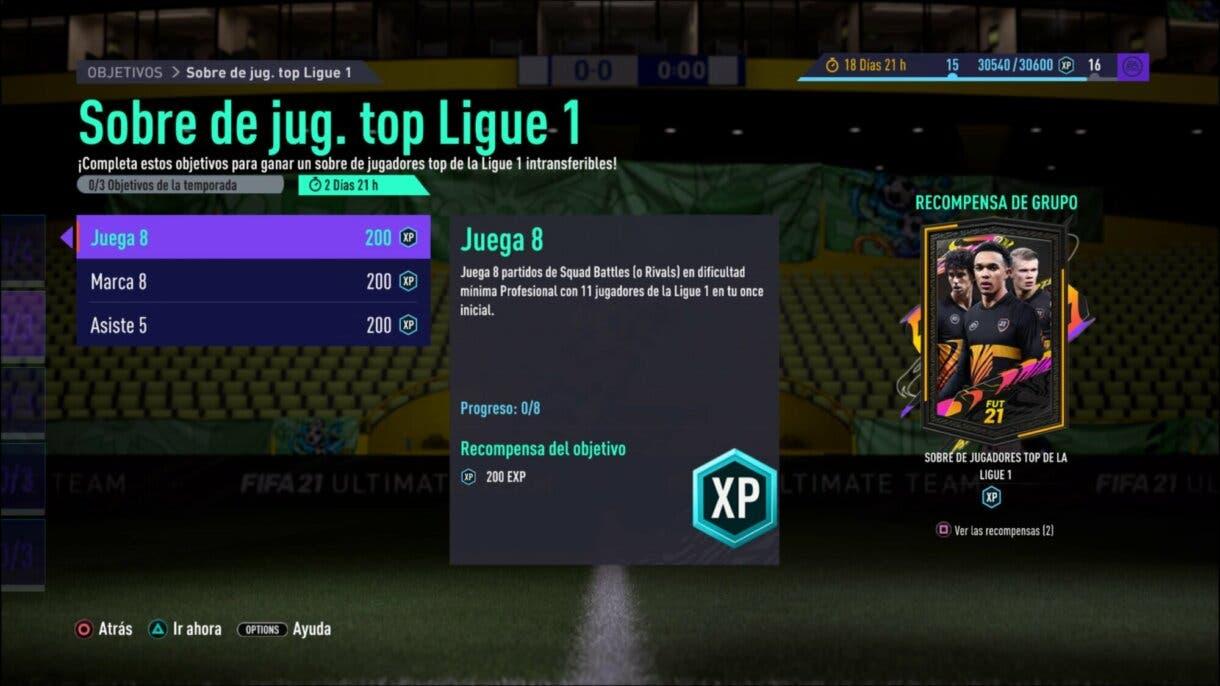 FIFA 21 Ultimate Team TOTS en la Serie A sin goles