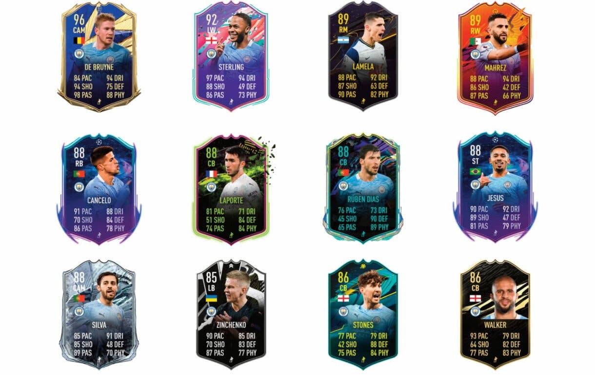 FIFA 21 Ultimate Team Agüero Fin de Una Era links verdes