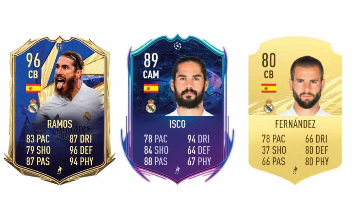 FIFA 21 Ultimate Team Marco Asensio Jugador de Liga links perfectos