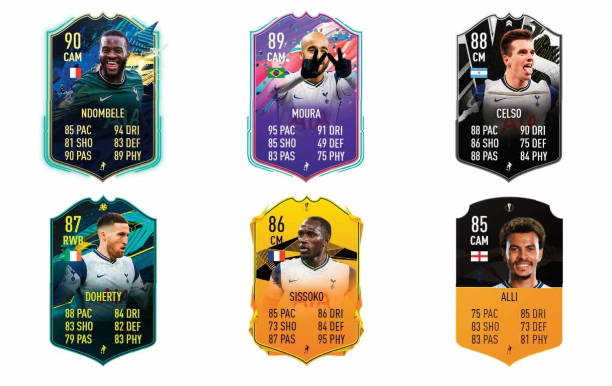 FIFA 21 Ultimate Team Gareth Bale Flashback links verdes