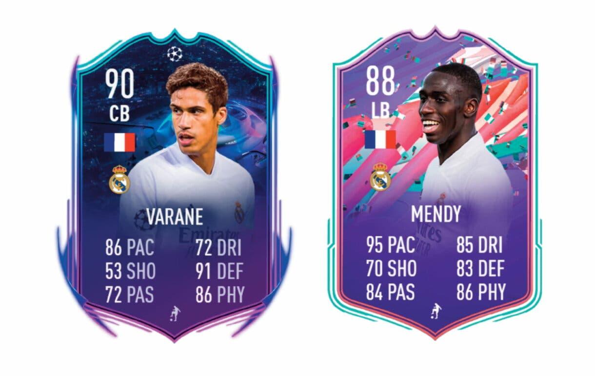 FIFA 21 Ultimate Team Karim Benzema POTM links perfectos