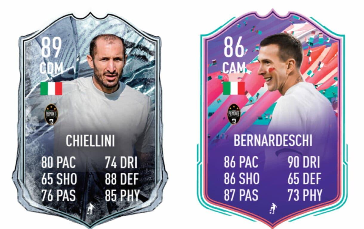 Links perfectos de Chiesa TOTS. FIFA 21 Ultimate Team