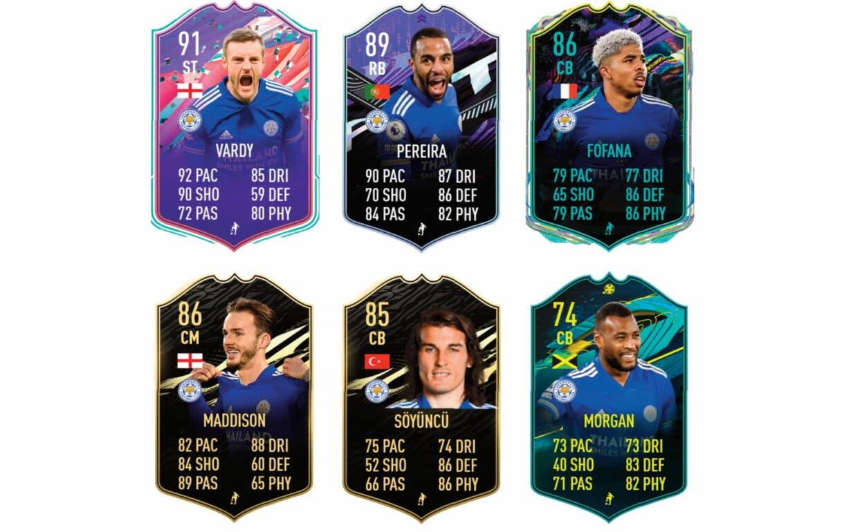 FIFA 21 Ultimate Team Iheanacho POTM links verdes