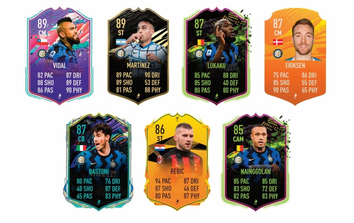 FIFA 21 Ultimate Team Perisic FUT Birthday links verdes mejor ED de precio razonable