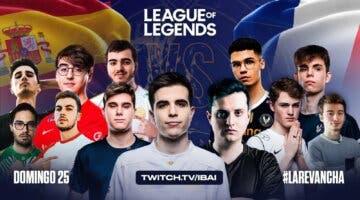 Imagen de España y Francia volverán a enfrentarse en LoL, esta vez con todos los jugadores de la LEC