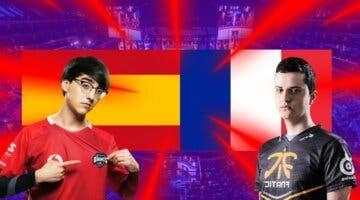 Imagen de Horario y cómo ver el partido de LoL entre España y Francia con Ibai de caster