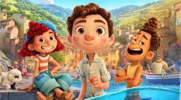 Imagen de Luca: Pixar estrena un bello e increíble tráiler de su próxima película