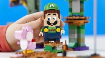 Imagen de LEGO Super Mario presenta oficialmente la figura de Luigi: precio, fecha y primer vistazo
