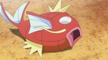 Imagen de Pokémon Espada y Escudo se suman al April Fools Day con un evento de Magikarp