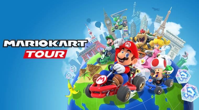 Imagen de Mario Kart Tour sobrepasa los 200 millones de descargas en iOS y Android