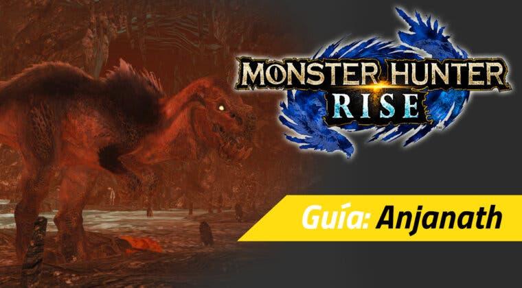 Imagen de Guía Monster Hunter Rise - Cómo cazar al Anjanath: debilidades, materiales rango alto y más
