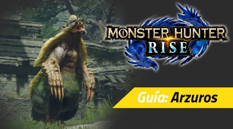 Imagen de Guía Monster Hunter Rise - Cómo cazar al Arzuros: debilidades: materiales rango alto y más