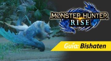 Imagen de Guía Monster Hunter Rise - Cómo cazar al Bishaten: debilidades, materiales rango alto y más