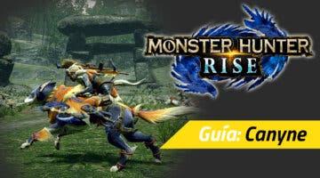 Imagen de Guía Monster Hunter Rise - Armas, armaduras y habilidades de camaradas Canyne