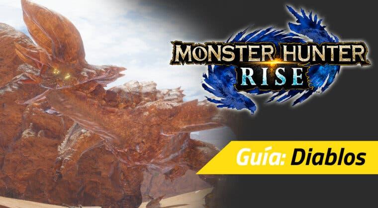Imagen de Guía Monster Hunter Rise - Cómo cazar al Diablos: debilidades, materiales rango alto y más
