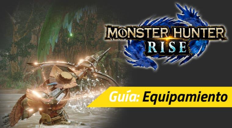 Imagen de Guía Monster Hunter Rise - Las mejores armas y armaduras y cómo desbloquearlas
