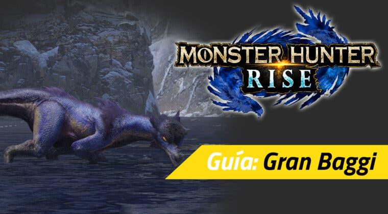 Imagen de Guía Monster Hunter Rise - Cómo cazar al Gran Baggi: debilidades, materiales rango alto y más