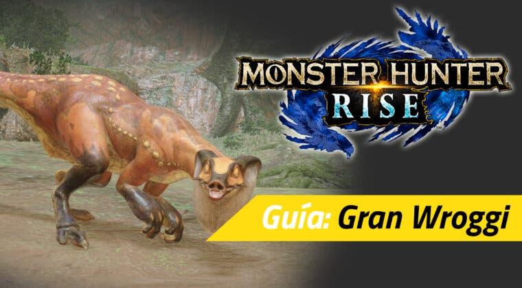 Imagen de Guía Monster Hunter Rise - Cómo cazar al Gran Wroggi: debilidades, materiales rango alto y más