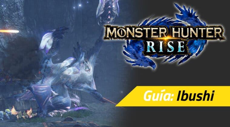 Imagen de Guía Monster Hunter Rise - Cómo cazar al Ibushi de viento: debilidades, recompensas y más