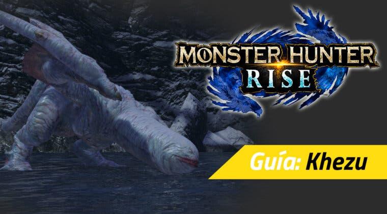 Imagen de Guía Monster Hunter Rise - Cómo cazar al Khezu: debilidades, materiales rango alto y más