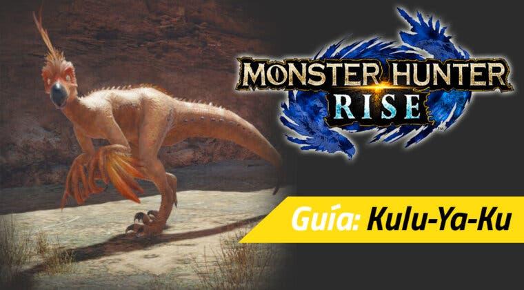 Imagen de Guía Monster Hunter Rise - Cómo cazar al Kulu-Ya-Ku: debilidades, materiales rango alto y más
