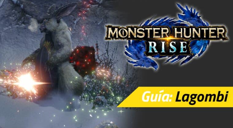 Imagen de Guía Monster Hunter Rise - Cómo cazar al Lagombi: debilidades, materiales rango alto y más