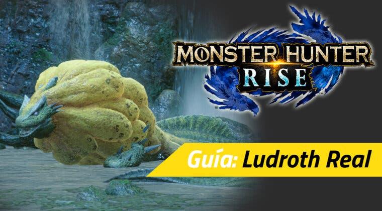 Imagen de Guía Monster Hunter Rise - Cómo derrotar al Ludroth Real: debilidades, materiales rango alto y más