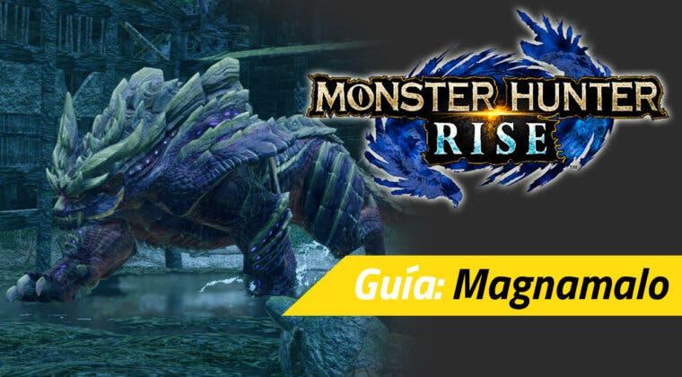 Imagen de Guía Monster Hunter Rise - Cómo cazar al Magnamalo: debilidades, materiales y más