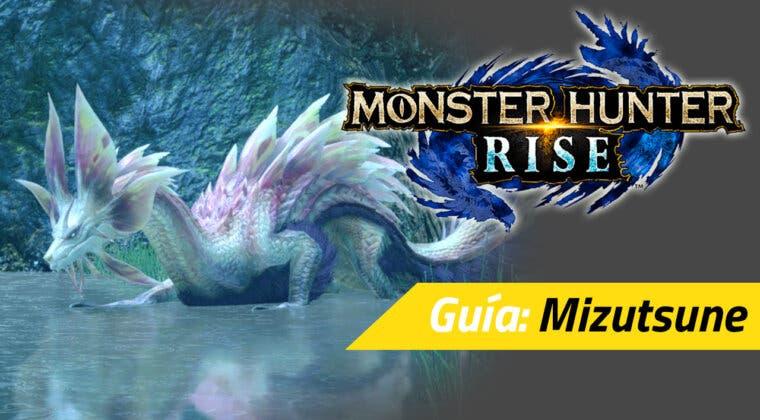 Imagen de Guía Monster Hunter Rise - Cómo cazar al Mizutsune: debilidades, materiales rango alto y más