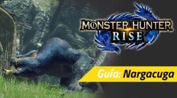 Imagen de Guía Monster Hunter Rise - Cómo cazar al Nargacuga: debilidades, materiales rango alto y más