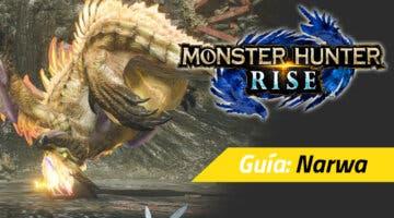 Imagen de Guía Monster Hunter Rise - Cómo cazar a la Narwa de trueno: debilidades, recompensas y más