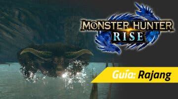 Imagen de Guía Monster Hunter Rise - Cómo cazar al Rajang: debilidades, materiales y más